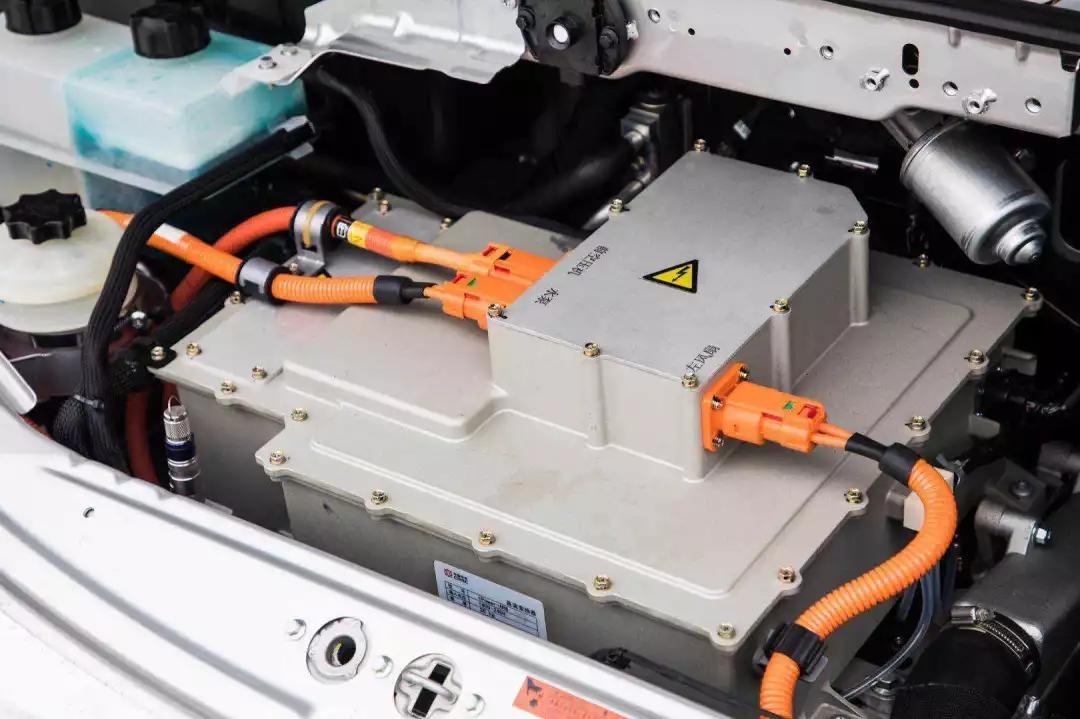 上汽大通fcv80 自主氢燃料电池新能源车