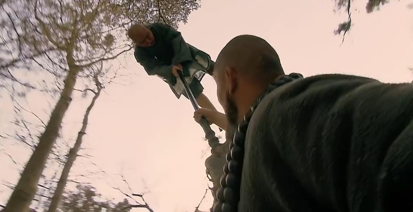 拳脚兵器生死相搏无限制格斗,梁山一百单八将中有哪四位好汉能是武松对手?
