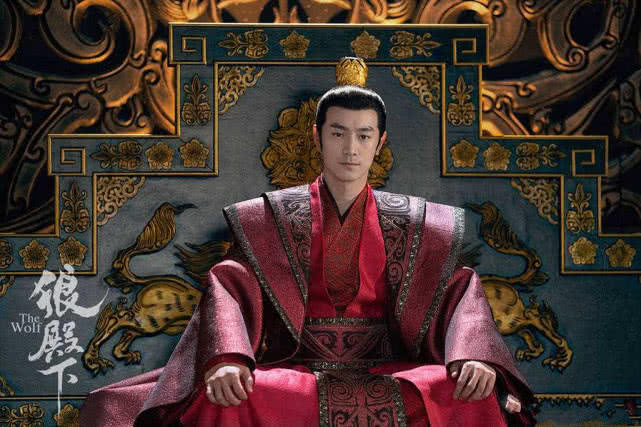历史奇闻:郁闷的后梁皇帝,其