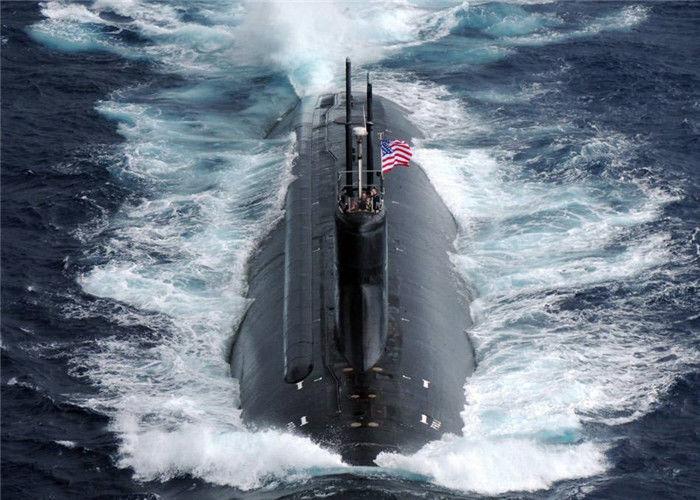 它被稱為全球最安靜的核潛艇,造價達24億美元,俄羅斯也甘拜下風_蘇聯