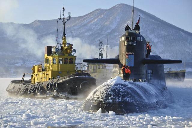 张口就来!俄10艘潜艇路过英国,英军最高指挥官:或引发世界大战_地区