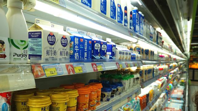 谋求高毛利,乳企激战低温鲜奶市场_产品