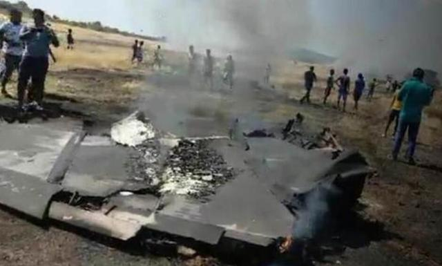印度一架米格29墜毀,今年已損17架戰機,國產LCA創造奇跡_墜機