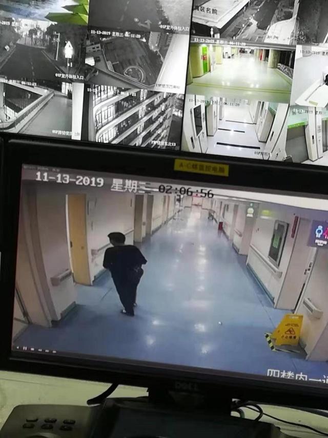 深圳一医院两病房半夜蹊跷丢财物,监控显示事发时一陌生女子来过_吴先生