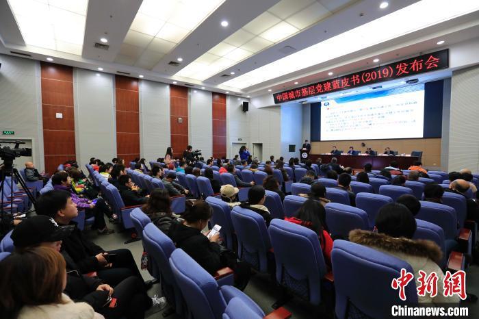 中国城市基层党建蓝皮书在东北大学发布_沈殿成