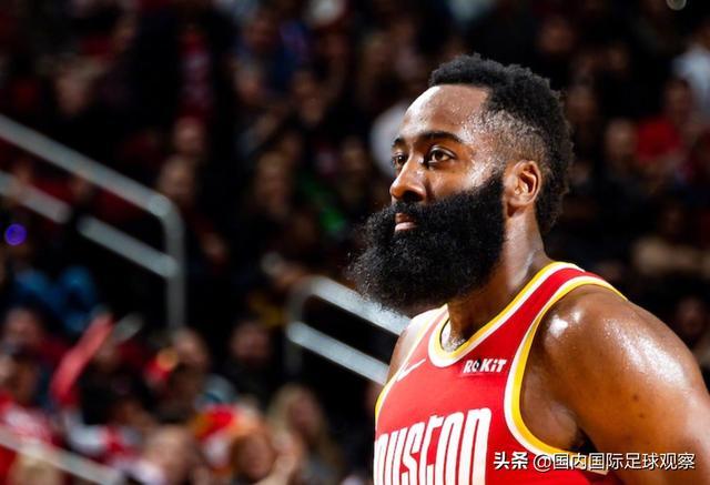 NBA:休斯敦火箭队击败森林狼!7连胜!哈登得到49分!威少未出场