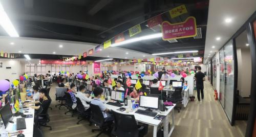 深圳市点识科技奋战双十一,助力客户取的好成绩_活动
