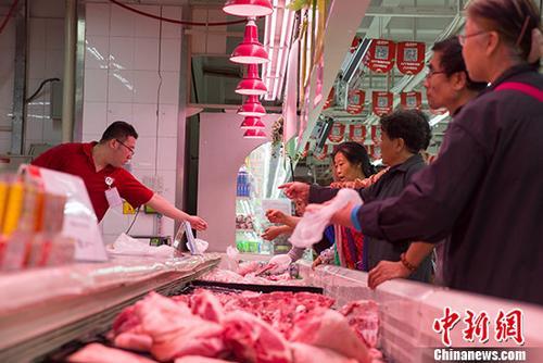 农业农村部:全力推动生猪生产加快恢复_情况