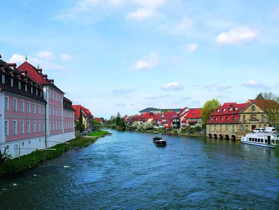 德国古城班贝格:20世纪只是个谣传_小楼