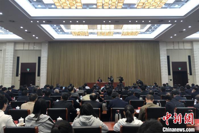 中央宣讲团在江西宣讲党的十九届四中全会精神