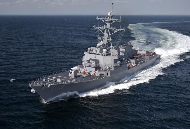 戰艦的最大航速為何大都是30節左右?30節的速度有多快?_影響
