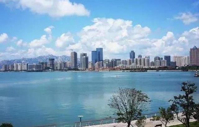 青岛西海岸全国新区经济总量排名_青岛西海岸新区于军