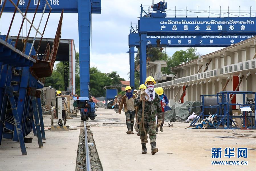 通讯:中老铁路为两国友谊牵线搭桥_老挝