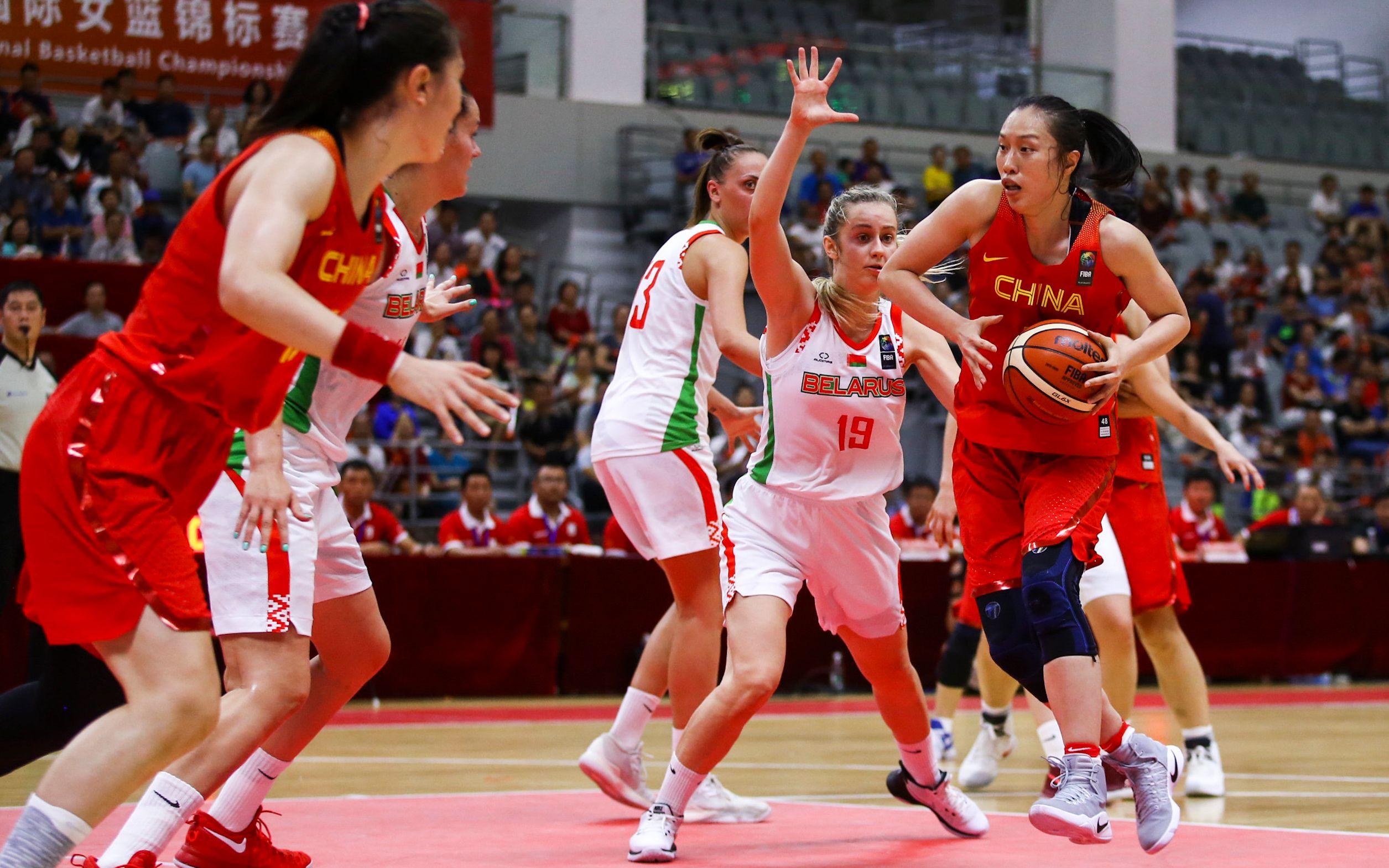 大胜菲律宾78分,中国女篮杀入东京奥运资格赛_比赛