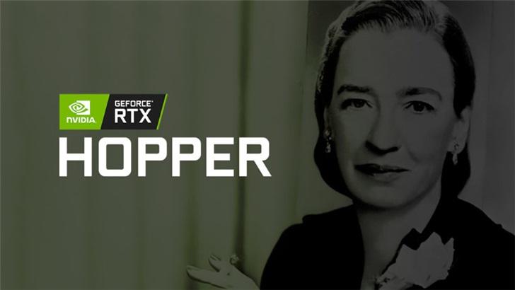 """英伟达""""霍珀""""架构显卡曝光,采用MCM设计_Hopper"""