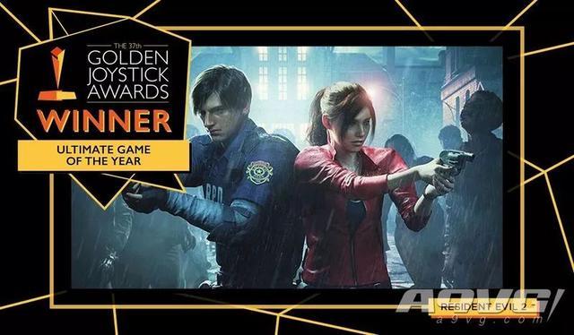 金摇杆奖2019公布获奖名单《生化危机2重制版》获得年度游戏_