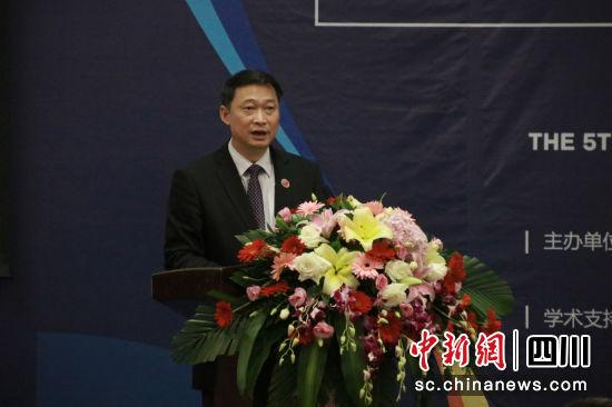 第五届(成都)国际体育传播会议在成都体育学院开幕
