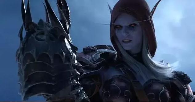 魔兽9.0前瞻:手撕统御之盔燃爆!女妖之王再成为跨越版本的主角