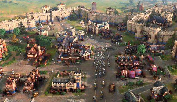 《帝國時代4》創意總監談與前作的異同傳承精華很重要_游戲