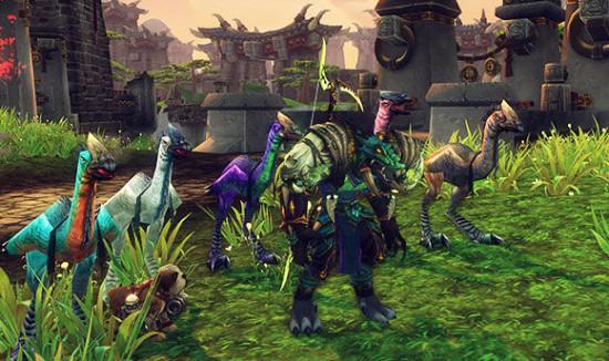 魔兽蓝帖:战斗宠物系统在8.3版本中的天气效果将调整