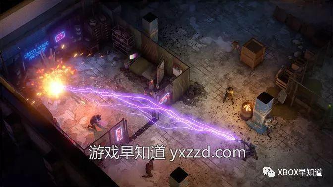 微软inXile工作室末日RPG《废土3》20年5月19日发售预购已开放_Xbox