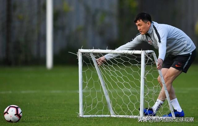 U22国足暂1-0对手!上海上港新星破门!山东鲁能后卫首发