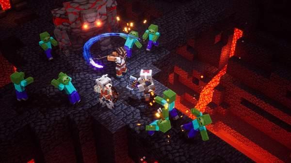 《我的世界:地下城》新预告DLC或为免费/付费混合形式_bug