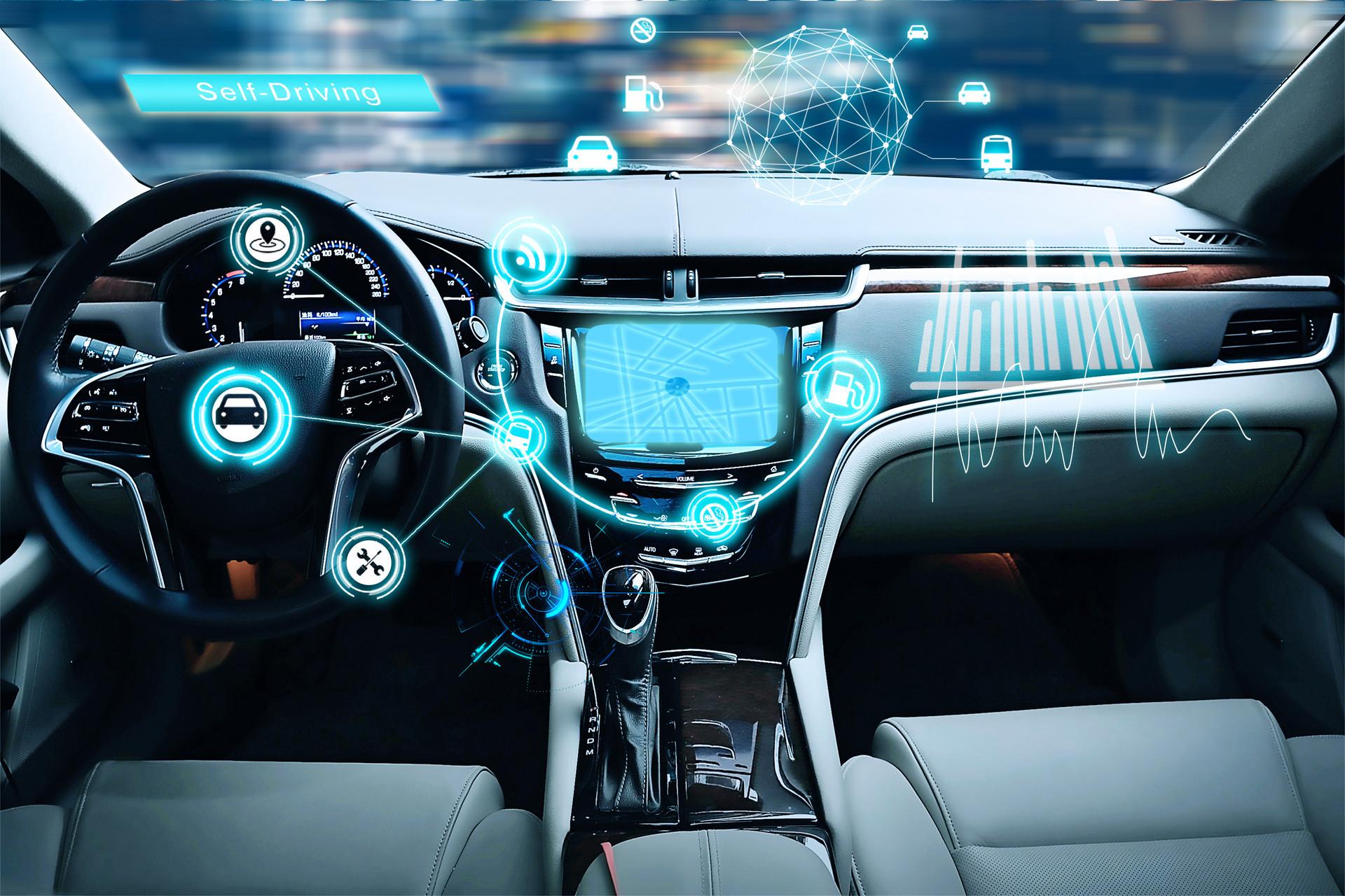 自动驾驶迎重要节点万亿市场待开发