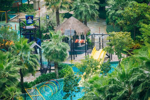 享受宁静时光,三亚理文索菲特度假酒店