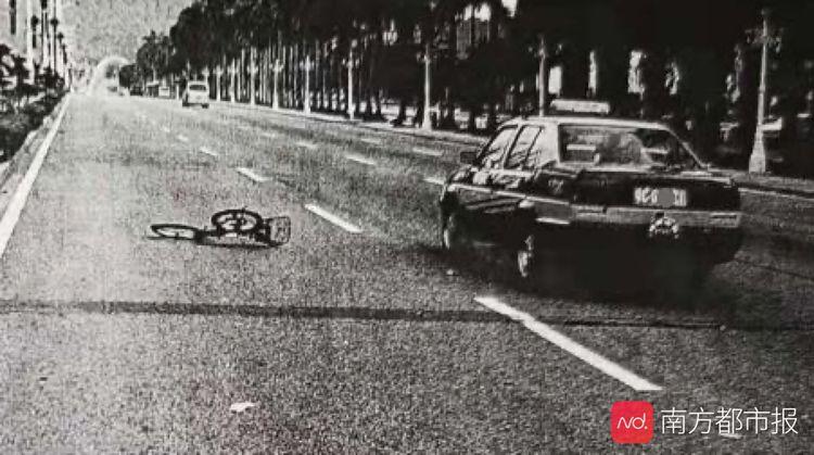 珠海一出租车司机酒驾撞倒一女子,撇下妻儿逃亡十年后被抓