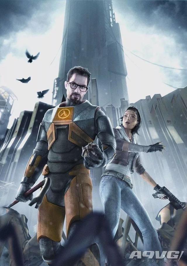 《半条命2》发售15周年纪念日Steam是否改变了Valve