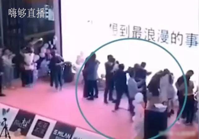 女子参加接吻大赛被台下男子猛扇耳光!打人者:她是我兄弟媳妇_朋友