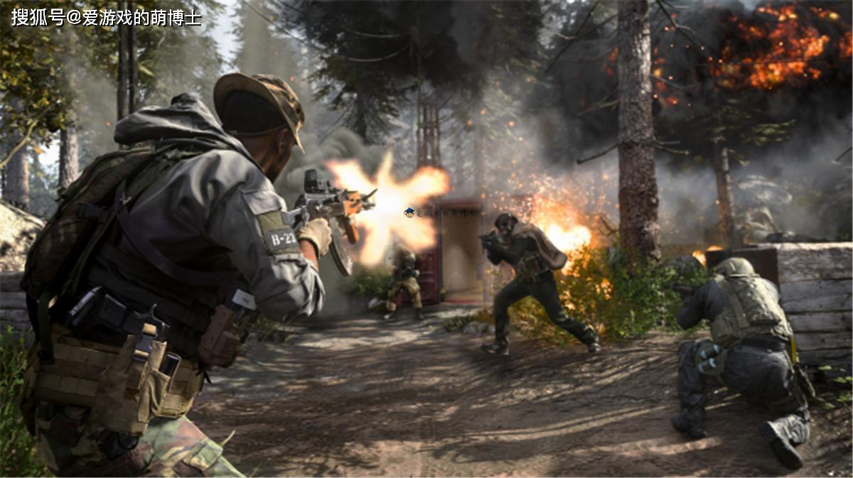 《使命召唤:现代战争》官方被打脸,大逃杀地图被技术团队发现