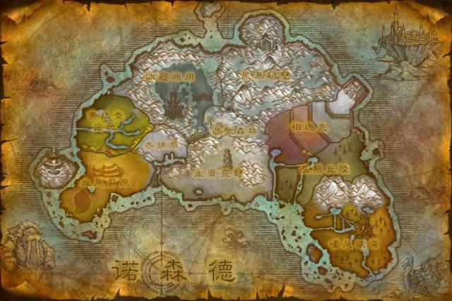魔兽世界9.0重返诺森德,那些在WLK被删改的内容还能重现吗?