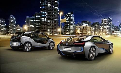 引领电动汽车未来 宝马集团构建便捷安心的新能源生态系统图3
