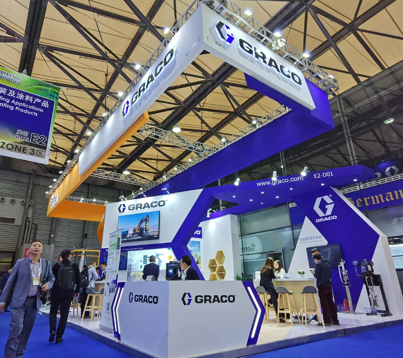 固瑞克攜領先工業涂裝產品亮相第三十二屆中國國際表面處理展