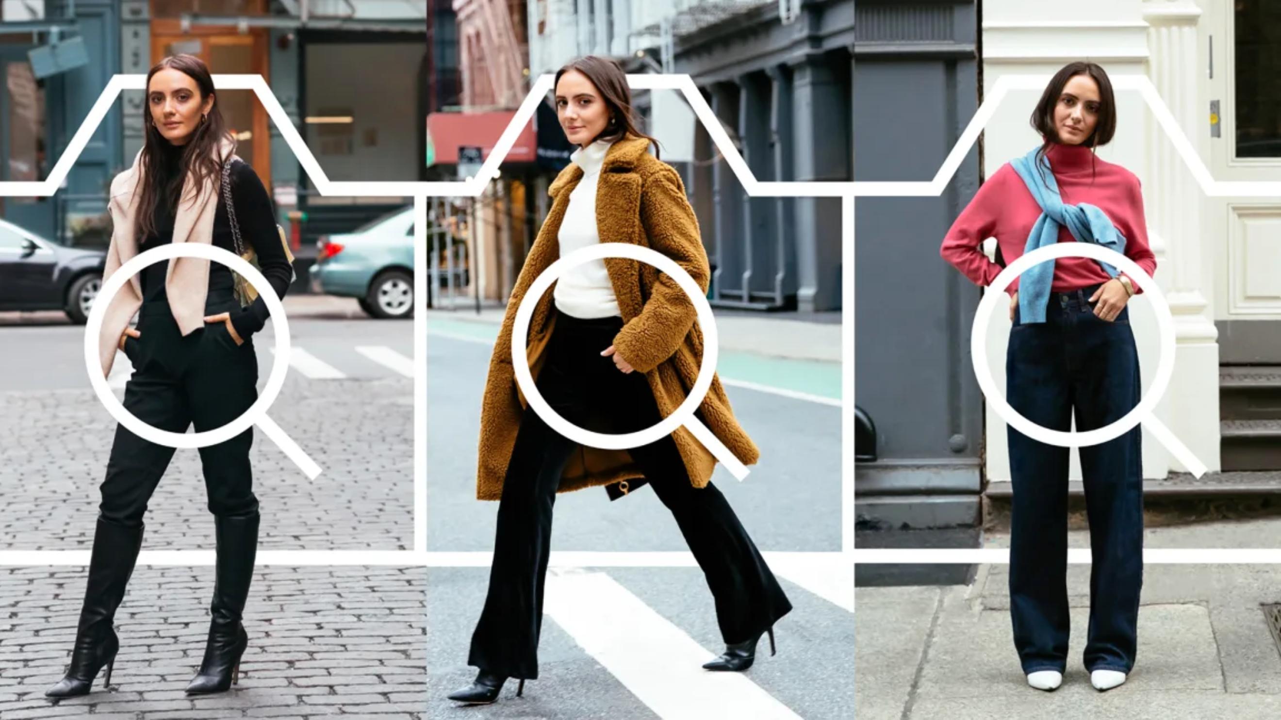 优衣库新出了一款 app,时尚博主的好穿搭,由它给你找相似
