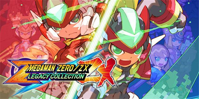 《洛克人:Zero/ZX遗产合集》宣布延期,改为2020年2月25日发售