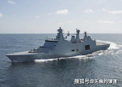 """可知道?丹麦的这艘战舰样样精通,既是""""大夫""""也是战斗员_中欧消息_欧洲中文网"""