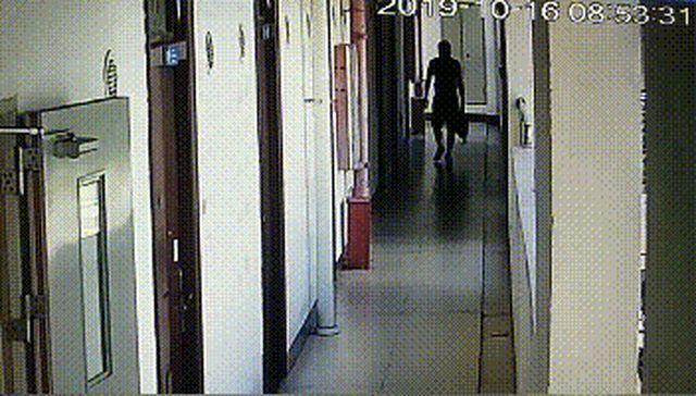 好心让网友借宿,珠海一大学宿舍3人被盗!警方:引狼入室