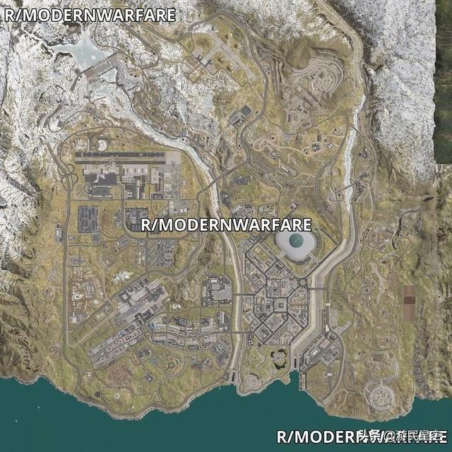 《使命召唤现代战争》或将推出大逃杀,上限200人的超大地图曝光_玩家