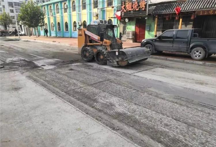竣工在即!秦皇島市海港區這幾條路進行整體改造