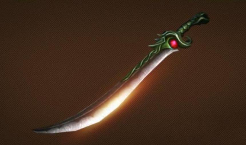 热血传奇:这把武器属性非常一般,但为何依旧被无数玩家所追求?