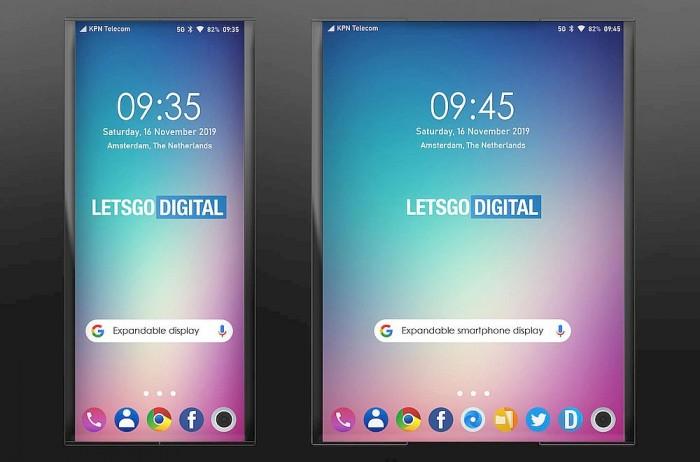 LG在憋大招?新專利表明公司正研發可拉伸屏幕_手機