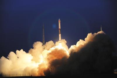 快舟一号一周双箭再次发射两颗卫星