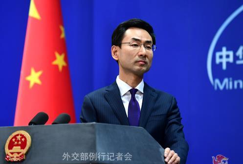 外交部:止暴制乱维护香港繁荣稳定是14亿中国人的共同意志