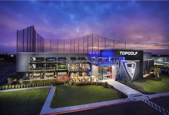 Topgolf娱乐集团宣布亚洲重大扩张达成新的特许经营合作