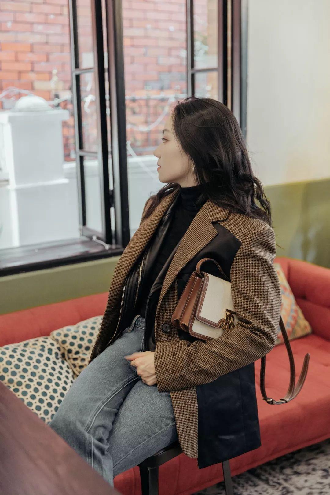 人手一件的西装外套,今年流行这三种!_皮质