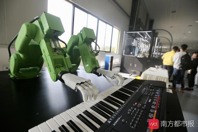 全球最大机器人企业华南总部基地开业,实拍各款逆天机器人