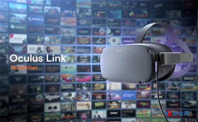 OculusLink正式推出,100元即可让你在Quest开玩Rift游戏